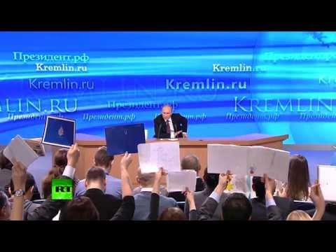 Владимир Путин: В личной жизни — все в порядке