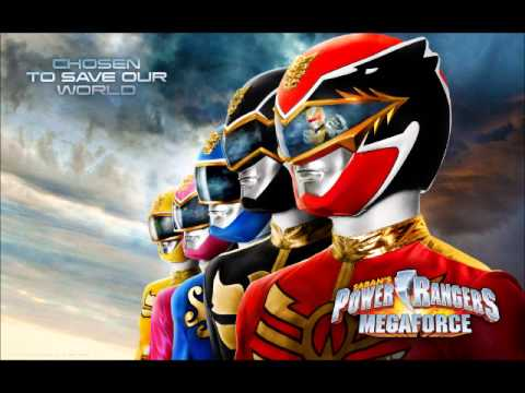 Official Power Rangers Megaforce Theme
