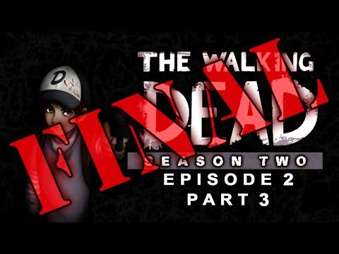 Cry Plays: The Walking Dead [S2] [Ep2] [P3] [Final]