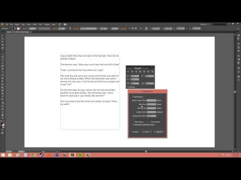 Adobe Illustrator CS6 for Beginners - Tutorial 70 - Smart Punctuation