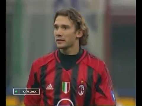 Milan - Fiorentina. Serie A-2004/05 (6-0)