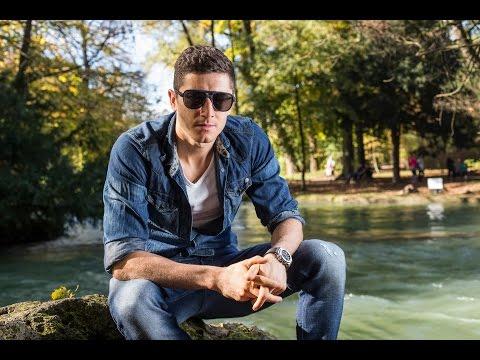 Robert Lewandowski - wywiad część 1 -