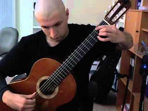 Ferdinando Carulli - Anglaise in A major, Op 121 nr 4 (Guitar)