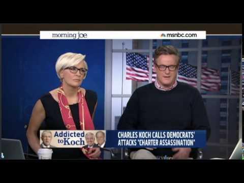 MSNBC Host Calls Harry Reid A Liar