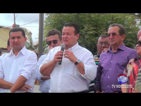 INAUGURAÇÃO DO ESF DO BAIRRO JOSÉ MARTINS