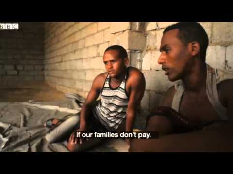 Ethiopian Migrants Torture And Rape In Torture Camps Called Farms  In Yemen video