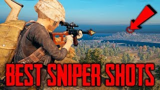The Greatest PUBG Sniper Shots of 2017