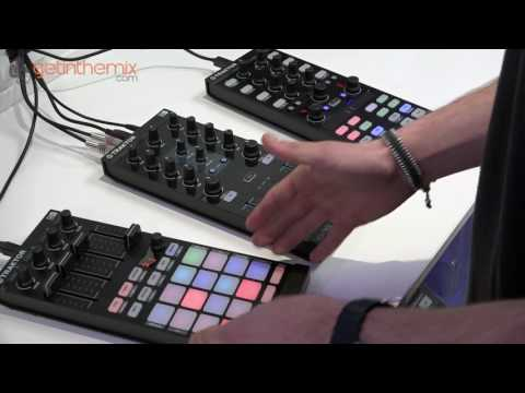 TRAKTOR KONTROL X1, Z1 & F1 Overview with Jake Lancaster @ Getinthemix.com