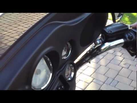 2013 Harley Davidson Street Glide - Exhaust Baffle Removal