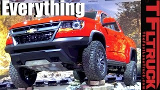 2017 Chevy Colorado ZR2 Everything You Ever Wanted to Know