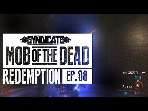 "'Mob Of The Dead' ""CAMPING & KILLING"" Live w/Syndicate (Part 8)"