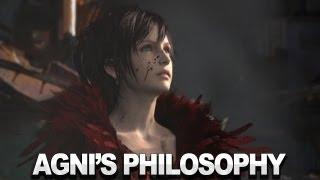 Agni's Philosophy - Final Fantasy Real Time Tech Demo - E3 2012 [Square Enix]
