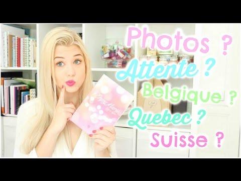 ♡ FAQ RENCONTRES : PHOTOS ? QUEBEC ? BELGIQUE ? SUISSE ?