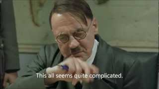 Hitler Finds Out He's Not Moving Into The BPC