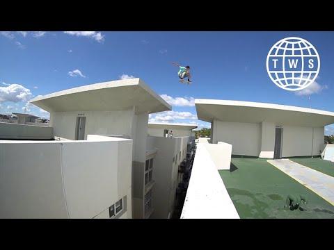 AriZona Iced Tea Piña Colada Tour, Ep 5 | Skateboarding in The Dominican Republic