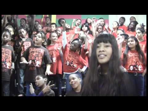 """Children"" V V Brown & PS22 Chorus"