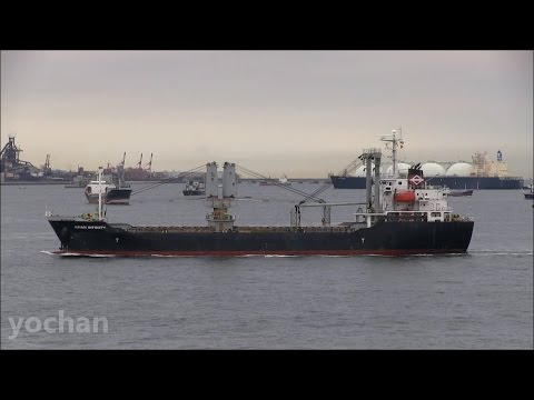 General Cargo Ship: ASIAN INFINITY (Unitra Maritime, IMO: 9409699) Arrival