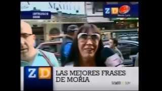 Moria Casan -  Compilado De Frases