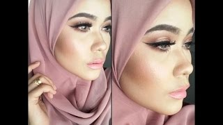 Soft Glam Makeup Tutorial (Makeupbyasmawati)