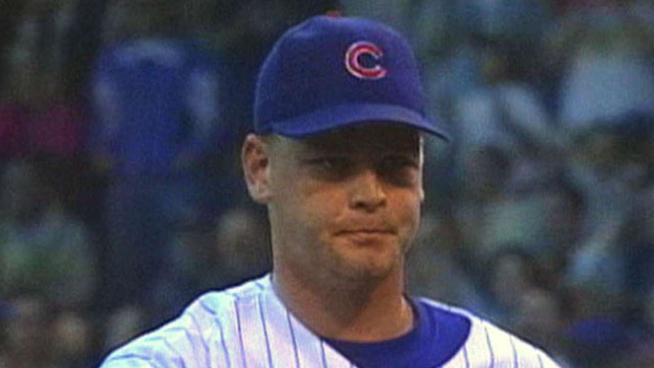 HOU@CHC: Kerry Wood ties ML record with 20 K's