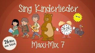 Sing Kinderlieder Maxi-Mix 7: Old MacDonald u.v.m. - Kinderlieder zum Mitsingen | Sing Kinderlieder