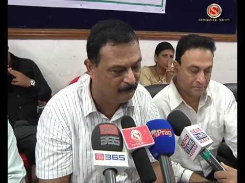 Trinamool Congress r Press Meet