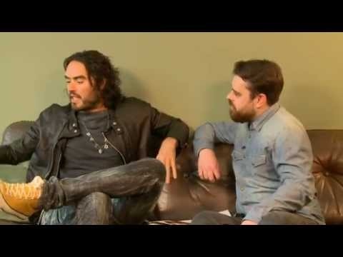 Russell Brand interview -  The Revolution, democracy and drugs policy - Truthloader