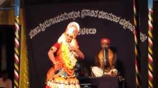 Yakshagana -Shree Devi mahatme - Endu Yochisi mahamaye