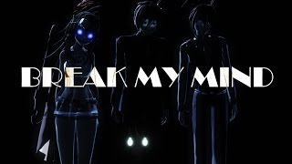【MMD】FIVE NIGHTS AT FREDDY