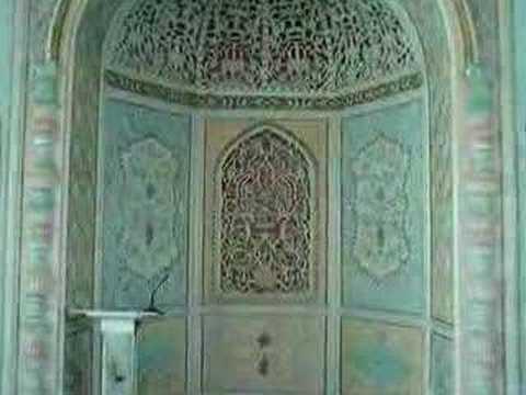 Urumqi Mosque: Qing hai