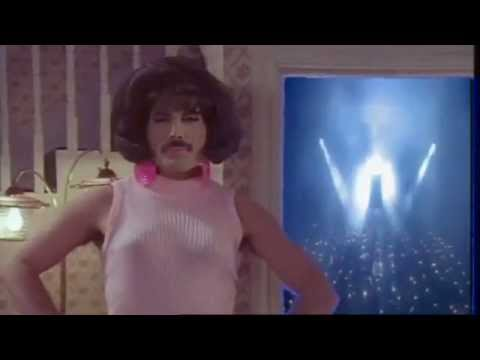Musicless Musicvideo / QUEEN - i want to break free