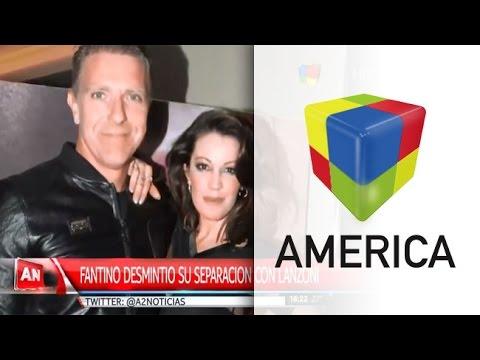 Alejandro Fantino desmintió su separación de Miriam Lanzoni