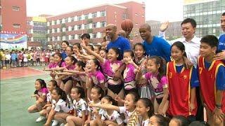 Stephon Marbury: Beijing's Favorite Athlete