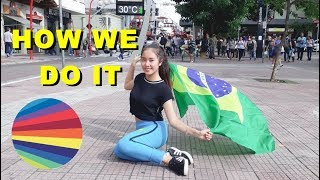 [POP IN PUBLIC] Now United - How We Do It feat. Badshah - DANCE COVER