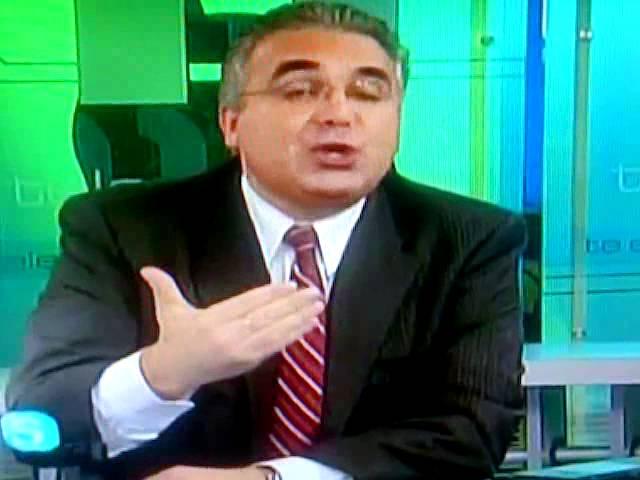 Roberto Cavada envía largo mensaje a Melanio Paredes NEC 30-5-11