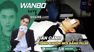 🔵 Cận Cảnh Chỉnh Khuôn Môi Bằng Filler - Livestream WANBO Tập 377 - Ngày 19-08-2019