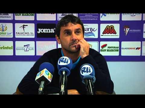 San Fernando 2 - Algeciras 2 (08-12-14)
