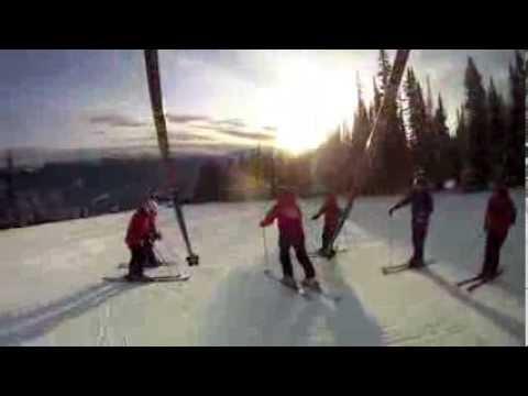 MARMOT BASIN SNOW SCHOOL