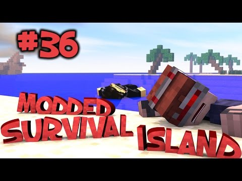 Survival Island Modded - The Explosive Mines Part 36