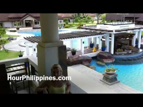 Sheridan Beach Resort and Spa Deluxe Pool View Room by HourPhilippines.com