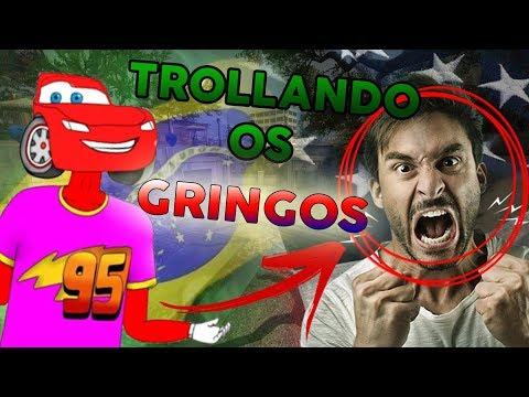 ZOANDO OS GRINGO NO COMPETITIVO  - CSGO