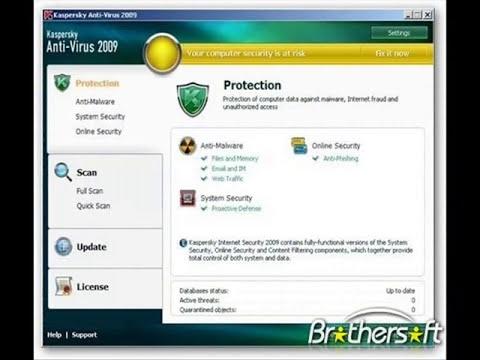 Anti-Vírus e Anti-Spyware