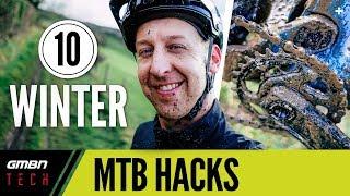 10 Useful Hacks For Mountain Biking In Winter