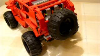Lego Technic 8297 RC Mod 2014 Edition by dokludi
