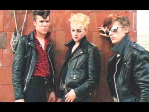 Stray Cats - (She