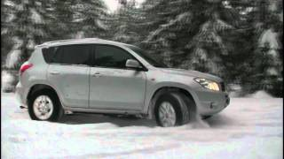 Rav4 snow ride