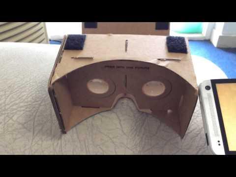 Google Cardboard: DODOcase VR (V1.1) Review