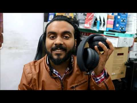 F&D HW111 Wireless Headphone | Unboxing | Review (BOOM BOOM BASS)