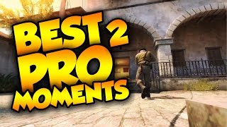 CS:GO - Best PRO Moments 2