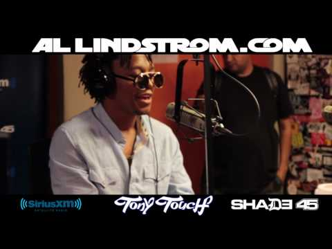 Lupe Fiasco Freestyle On Toca Tuesdays With Dj Tony Touch!